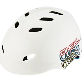 ONeal Dirt Lid - Casque de vélo Enfant - Junkie blanc